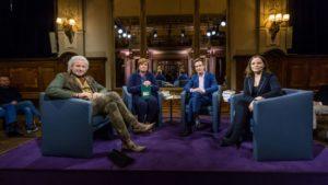 """ZDF-Sendung: """"Literarisches Quartett"""""""