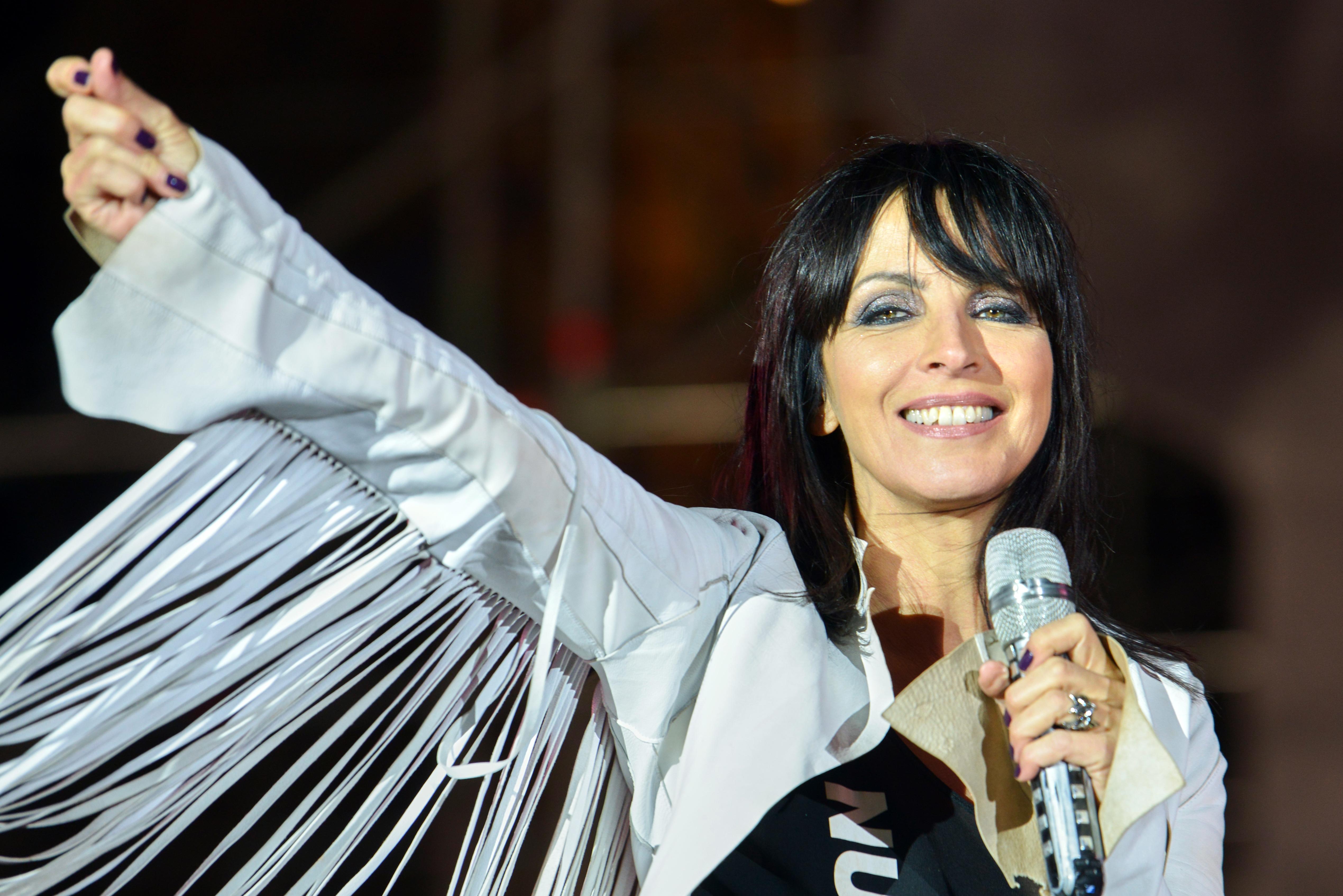Sängerin Nena