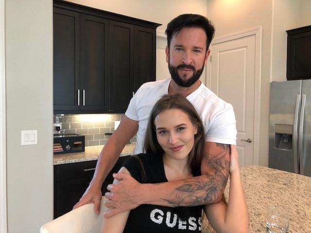 Michael Wendler und Freundin