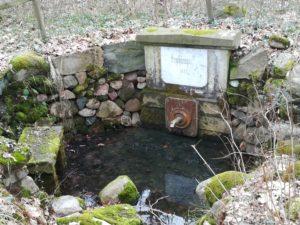 Sophienquelle Wasserschloss Reinharz