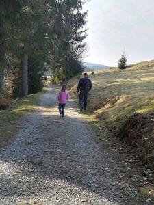 Wanderung Thüringer Wald