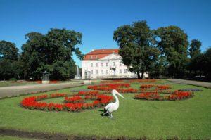 Schloss Friedrichsfelde in Berlin