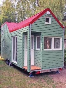 Grünes Tiny House