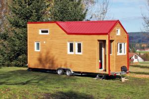 Tiny House im Grünen