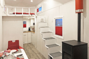 Tiny House Innenraum