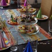 Kindergeburtstag Tisch
