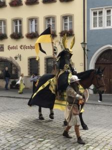 Festumzug Ritter