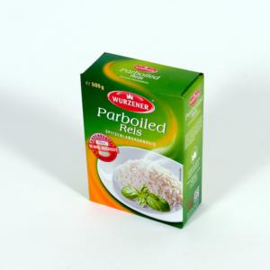 Packung Reis
